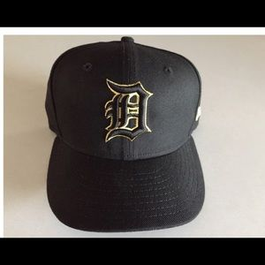 BNWOT Detroit Tiger's Fitted Hat